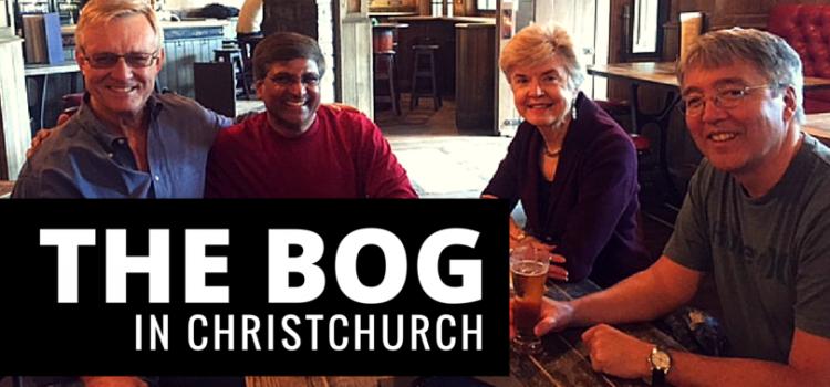 The Bog in Christchurch