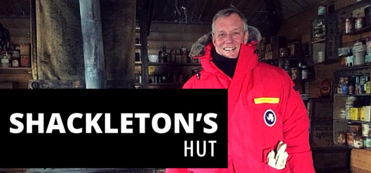 Shackleton's Hut
