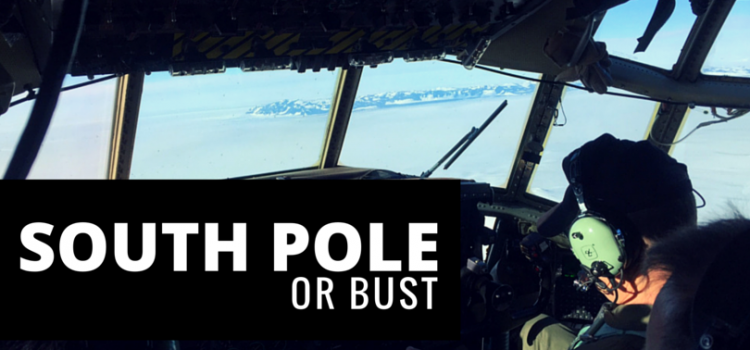 South Pole or Bust