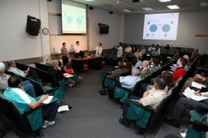 IIT ITM Students present Real-Time Communications projects