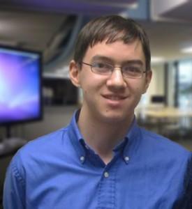 Eric Tendian - ITM Student 03-14