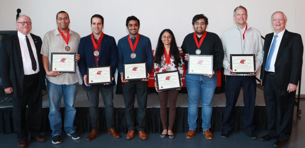 2018 ITM Student Award Winners