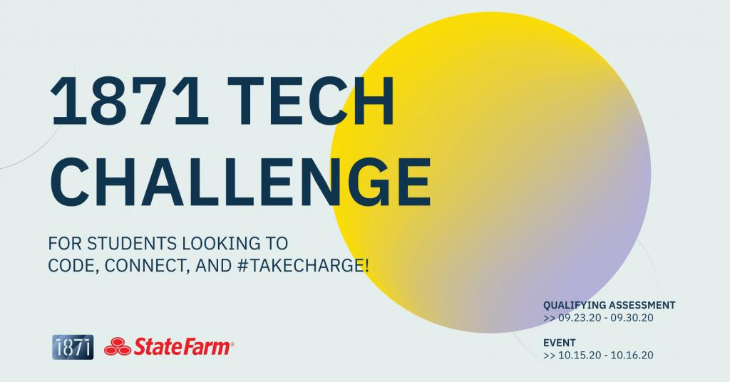 1871 Tech Challenge