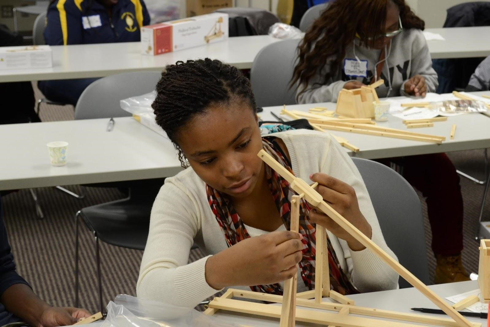 Fall STEM Launch: Trebuchet Building and Pumpkin Launch!