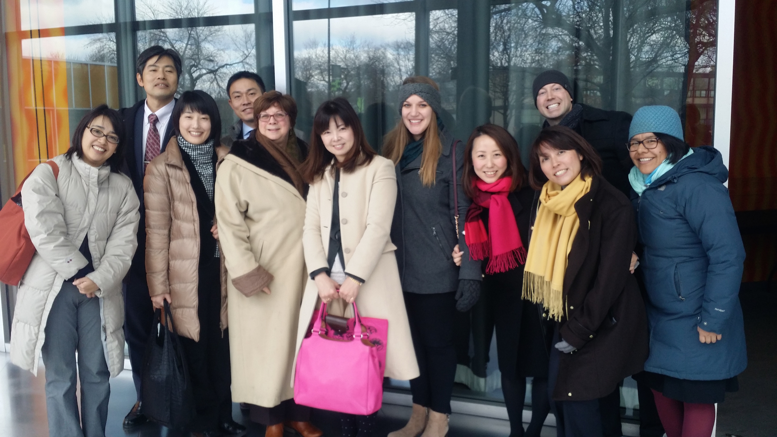 SASDI hosts Fall Visitors to Main Campus from WorldChicago