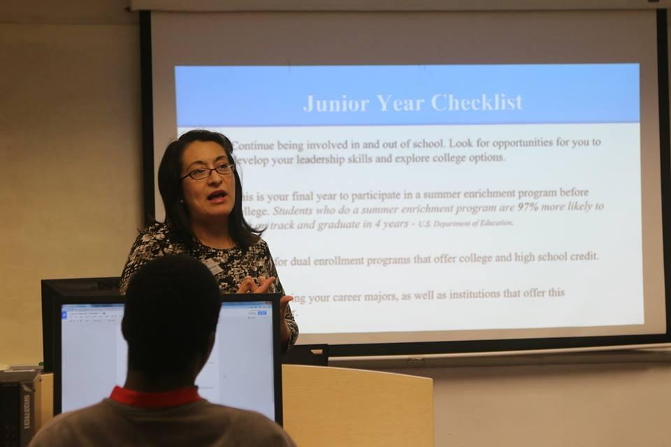 SASDI hosts Professional Development Workshop for Interns