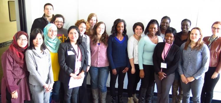 WorldChicago Women in STEM Delegation visits Illinois Tech!