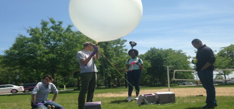 Summer STEM Launch: Weather Balloon Launch!